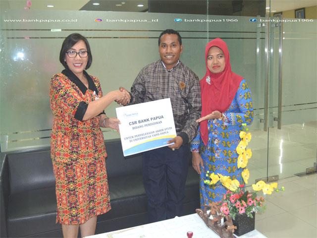 Bantuan CSR Peduli Pendidikan